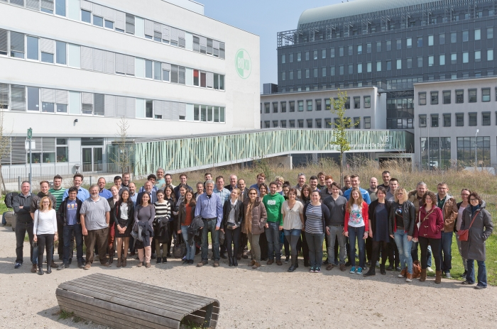 INDOX Consortium at 18-month Meeting in Vienna, April 2015
